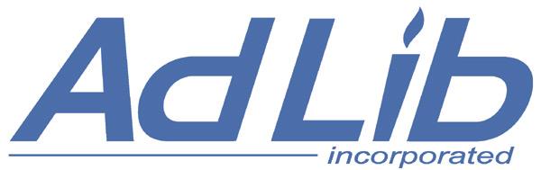 ad lib incorporated logo