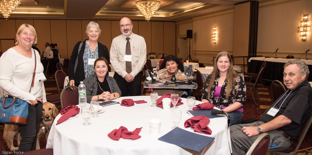 ILP Staff at IA Conference
