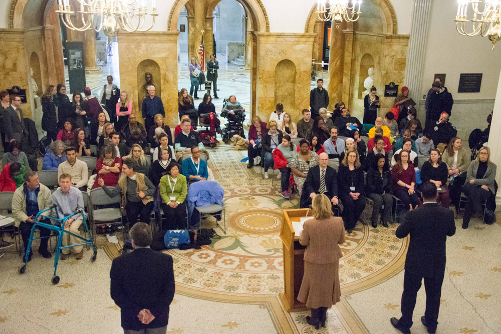 2017 IL Education Day at the State House