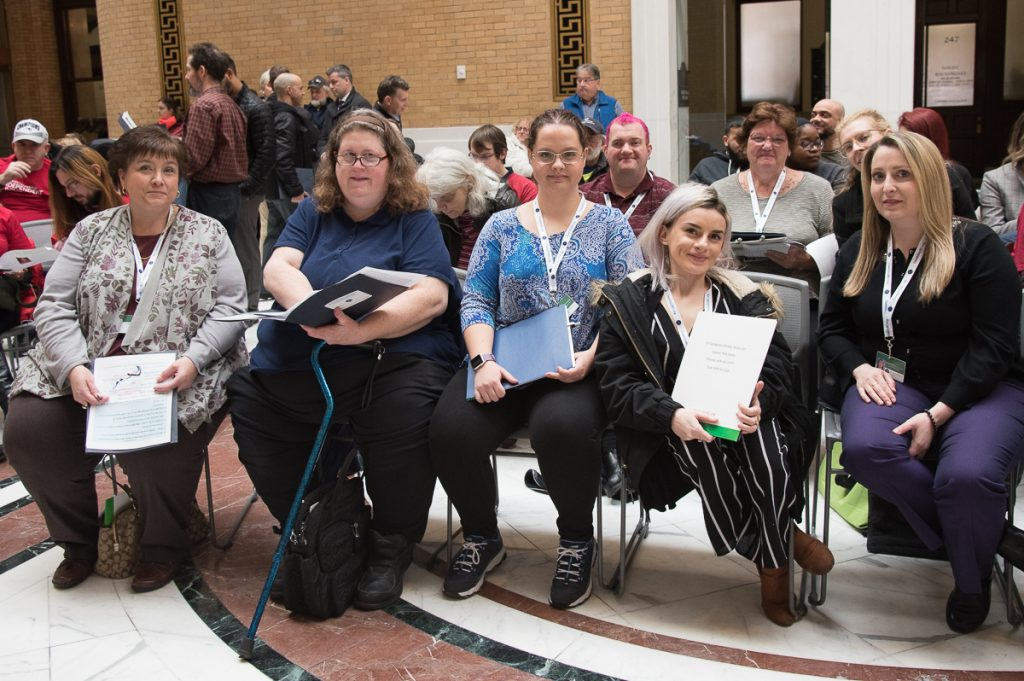 2019 - Staff from Disability Resource Center